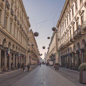 Torino by Manuel Reinhard